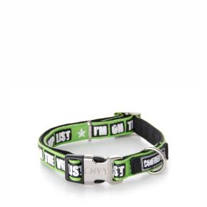 Envy - obojok VIP 10 mm, zelený