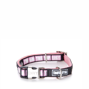 Envy - obojok VIP 10 mm, ružový