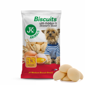 JK Piškoty, Biscuit with Calcium & Brewer 's Yeast, 250g