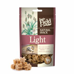 Sams Field Natural Snack Light 200 g (Sam's Field)