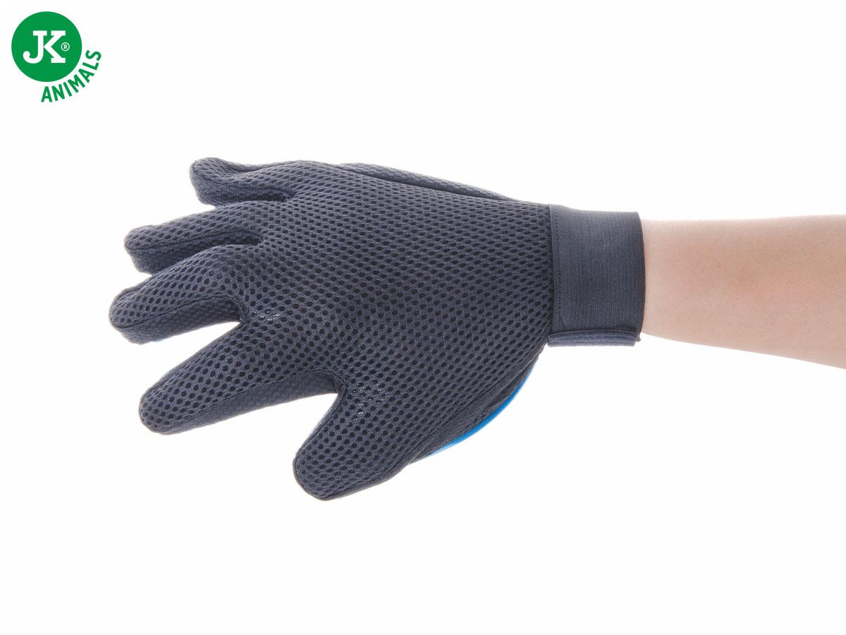 JK ANIMALS Gumová vyčesávacia masážna rukavica | © copyright jk animals, všetky práva vyhradené