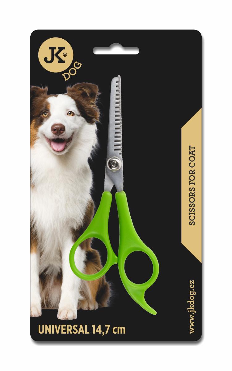 JK ANIMALS Univerzální nůžky na srst | © copyright jk animals, všechna práva vyhrazena