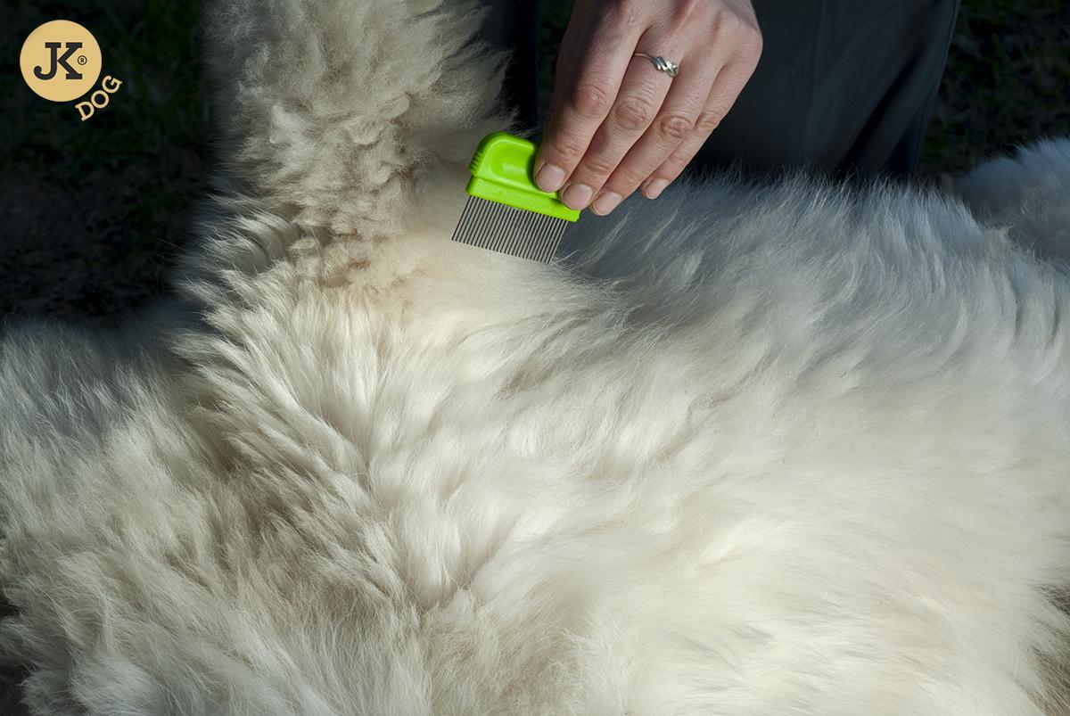 JK ANIMALS Kefa 3v1, jemné drôtiky a dva hrebene | © copyright jk animals, všetky práva vyhradené