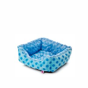 Pelech Puppy S modrý