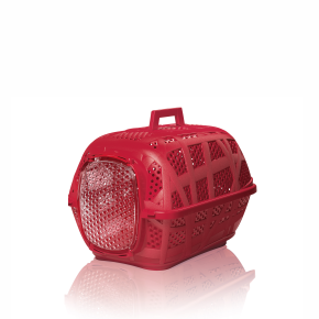 IMAC plastová prepravka CARRY SPORT červená 49x34x32 cm