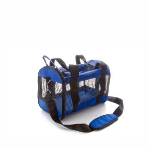 JK Transportná taška sieť 'S' modrá 36x22x25 cm