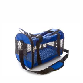 """JK Transportná taška sieť """"M"""" modrá 43x25x27 cm"""