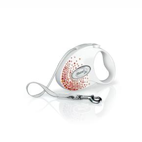 flexi Glam Splash Orient Tape (pásik), veľkosť S, biela