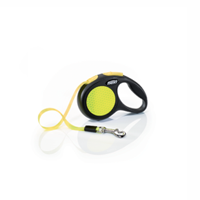 flexi New Neon pásik, veľkosť XS 3m/12 kg