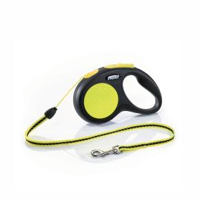 flexi New Neon Cord (lanko), veľkosť S 5m/12 kg