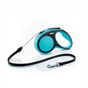 flexi New Comfort lanko, veľkosť S 5m/12 kg, modrá