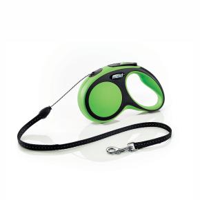 flexi New Comfort lanko, veľkosť S 5m/12 kg, zelená