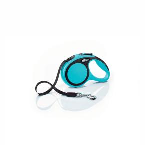 flexi New Comfort pásik, veľkosť XS 3m/12 kg, modrá