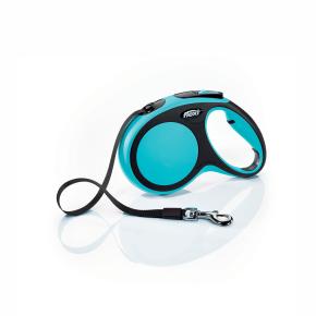 flexi New Comfort pásik, veľkosť M 5m/25 kg, modrá