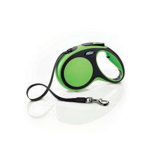 flexi New Comfort pásik, veľkosť M 5m/25 kg, zelená
