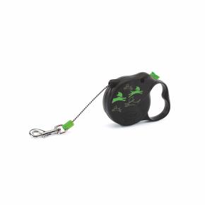 Flexi Color XS 3m/8kg, zelená