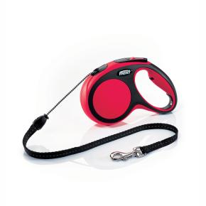 flexi New Comfort Cord (lanko), veľkosť M, červená