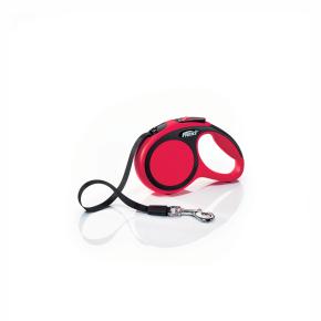 flexi New Comfort Tape (pásik), veľkosť XS, červená