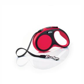 flexi New Comfort Tape (pásik), veľkosť S, červená