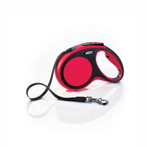 flexi New Comfort Tape (pásik), veľkosť M, červená