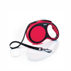 flexi New Comfort Tape (pásik), veľkosť L, červená