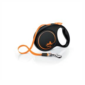 flexi Promotion Tape (pásik), veľkosť M, neónová oranžová - limitovaná edícia