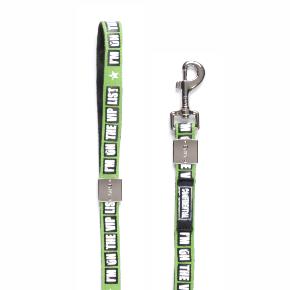 Envy - vodítko VIP 25 mm, zelené