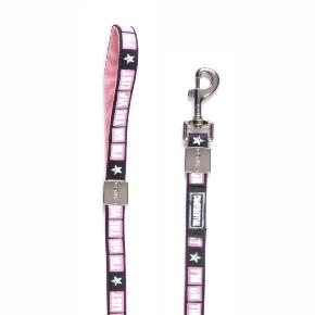 Envy - vodítko VIP 25 mm, ružové