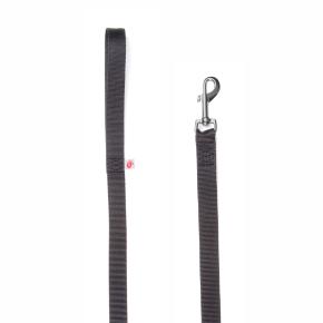 JK Vodítko Classic čierne 20 mm/120 cm