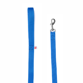 JK Vodítko Classic modré 20 mm/120 cm