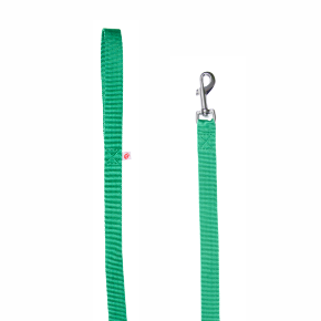JK Vodítko Classic zelené 20 mm/120 cm