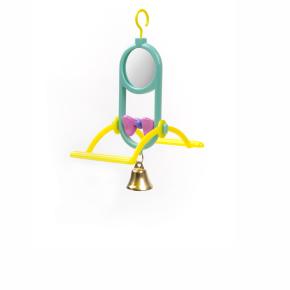 JK Hojdačka so zrkadielkom a zvončekom 2x bidielko