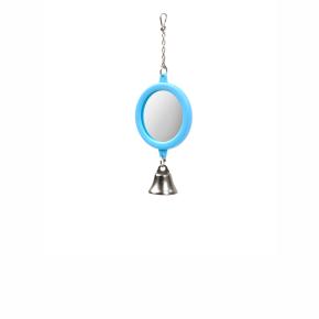 JK Okrúhle zrkadlo so zvončekom 5,5 cm
