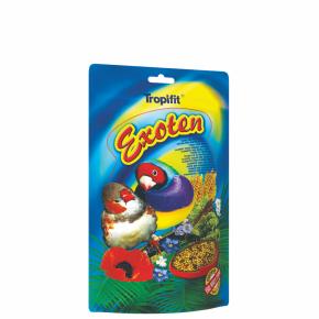 Tropifit Exoten-krmivo pre exotické vtáky 700g