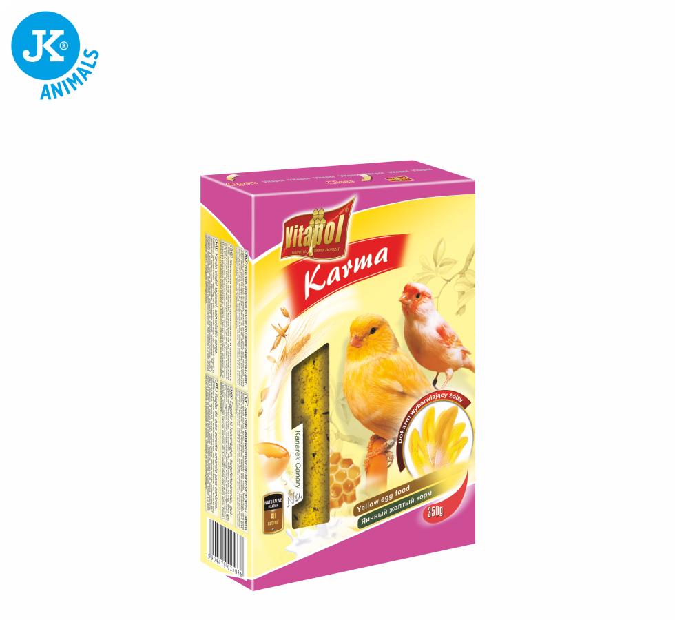 Vitapol - vybarvující žlutý kanár, 350g | © copyright jk animals, všechna práva vyhrazena
