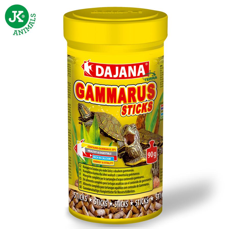 Dajana Gammarus sticks gran. 250ml | © copyright jk animals, všechna práva vyhrazena