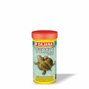 Dajana Turtle chips 250ml vodná korytnačka