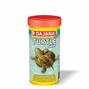 Dajana Turtle chips 1000ml vodná korytnačka