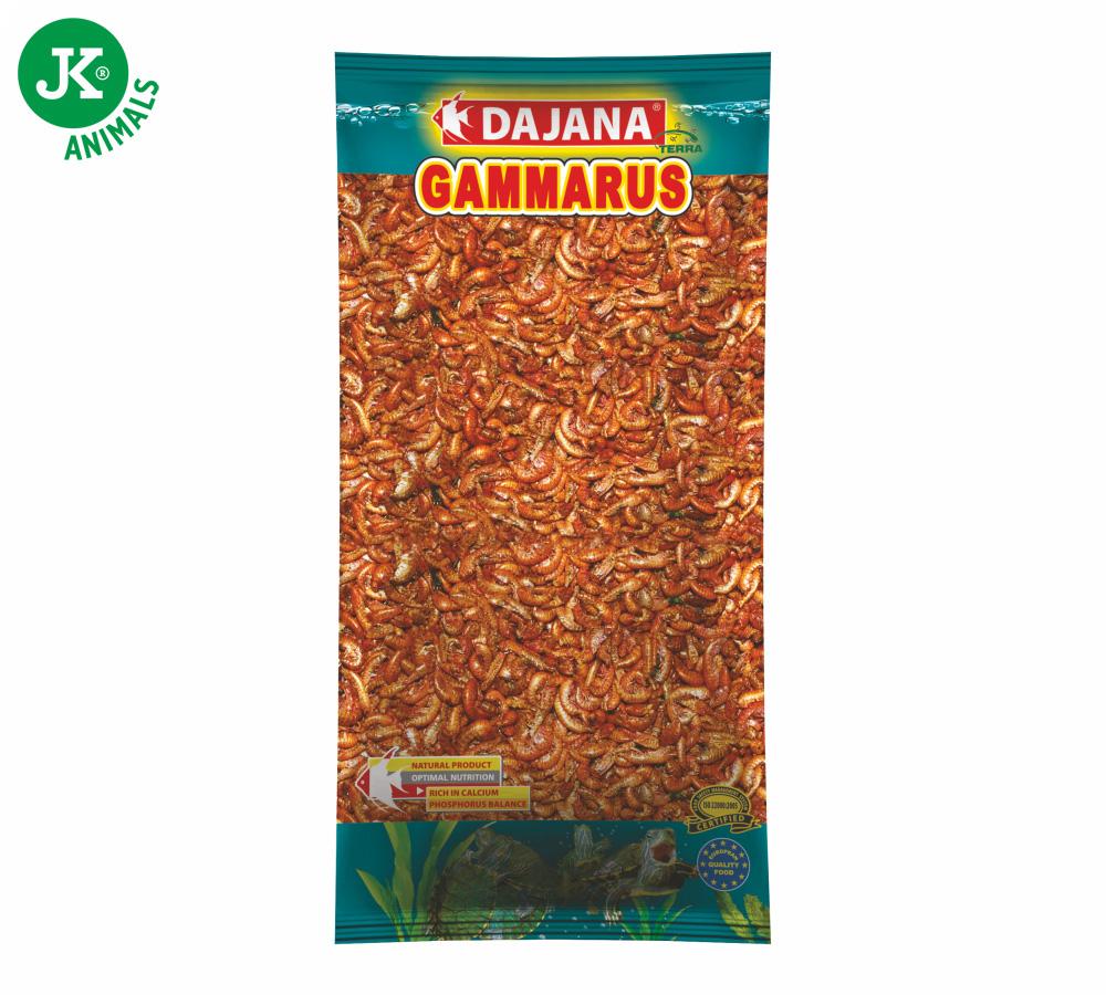 Dajana prírodné krmivo gammarus 0,5-1 cm   © copyright jk animals, všetky práva vyhradené