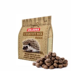 Dajana – COUNTRY MIX, Hedgie 300g, krmivo pre ježkov