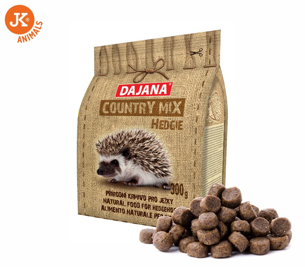 Dajana - COUNTRY MIX, Hedgie (ježko) 300g | © copyright jk animals, všetky práva vyhradené