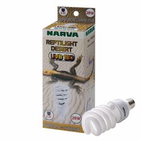 Reptilight Desert UVB150 = UVB10.0/25W (Narva)