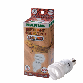 Reptilight High Output UVB200 = UVB12.0/13 W (Narva)